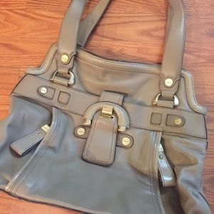 B. Makowsky Soft Leather Large Purse